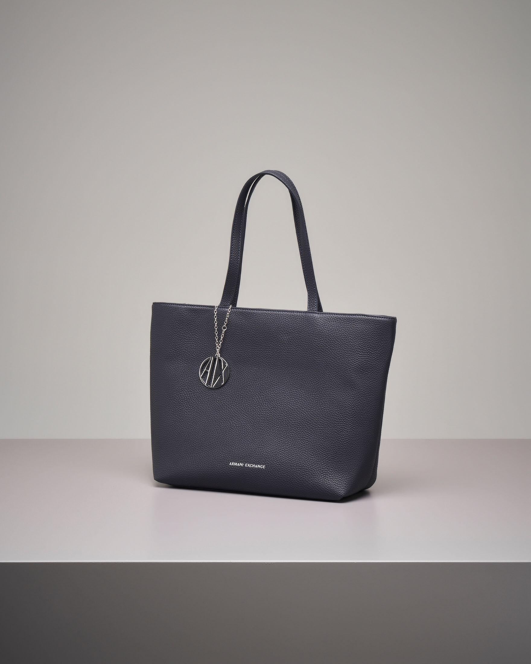 Shopping bag blu media