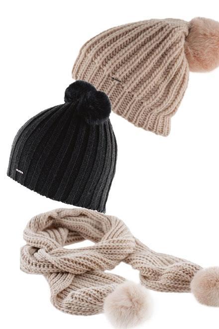 Lana calda e pom-pom per Kocca. accessori marella accessori kocca ac1a6a8fbb9c