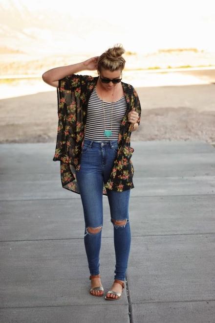 18f4f4d143a3bd Le fashion blogger anche per questa primavera estate 2016 hanno dettato la  tendenza e i veri must have della stagione: innanzitutto, i ripped jeans,  ...