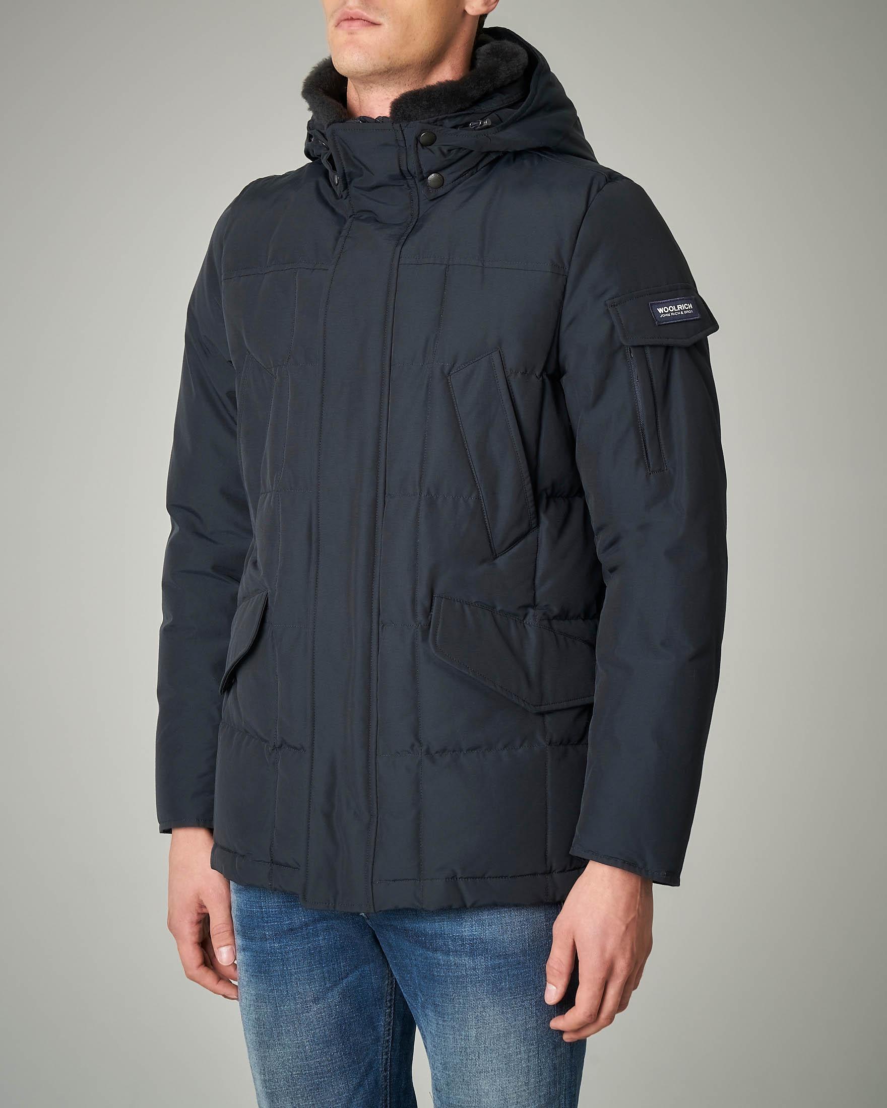 Blizzard Jacket blu