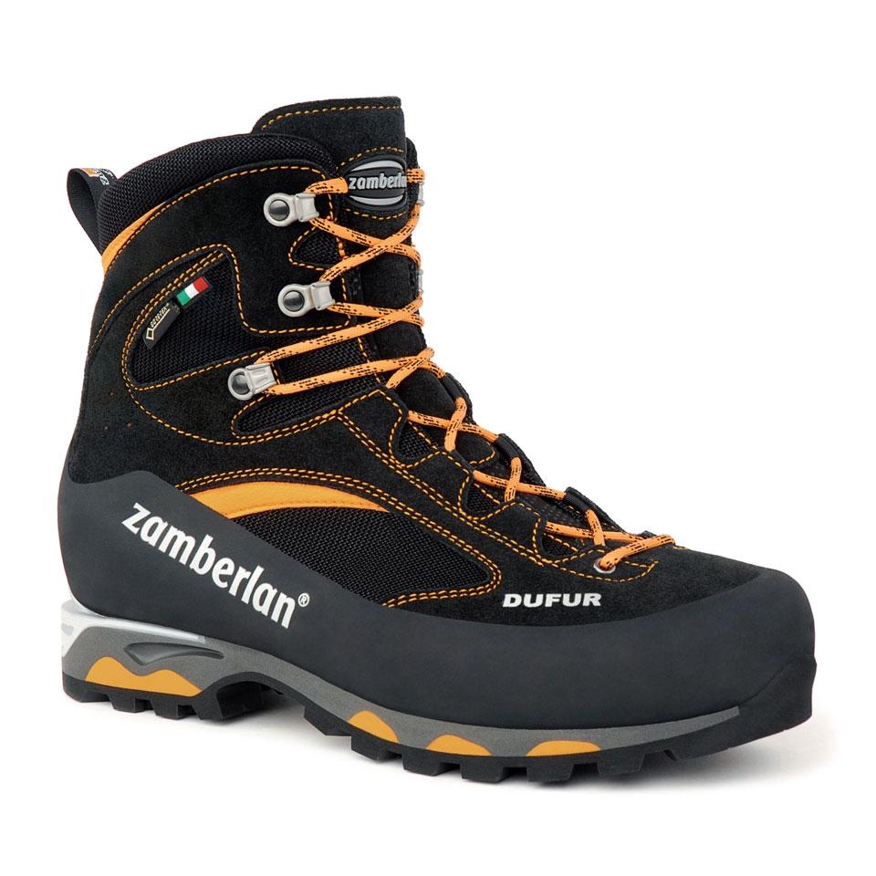 2040 DUFUR GTX® RR   -   Men's Mountaineering & Backpacking  Boots   -   Black