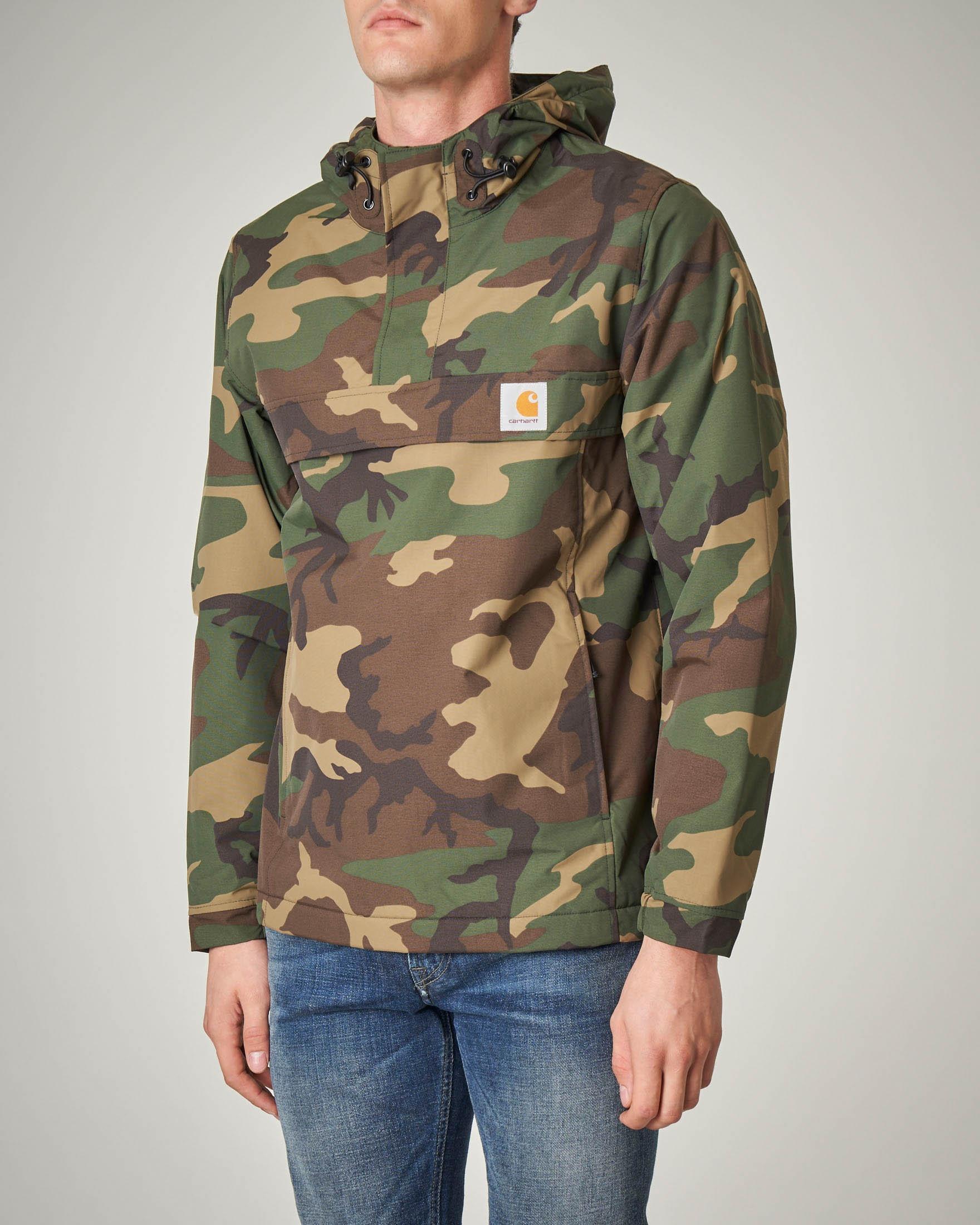 Giacca Nimbus camouflage