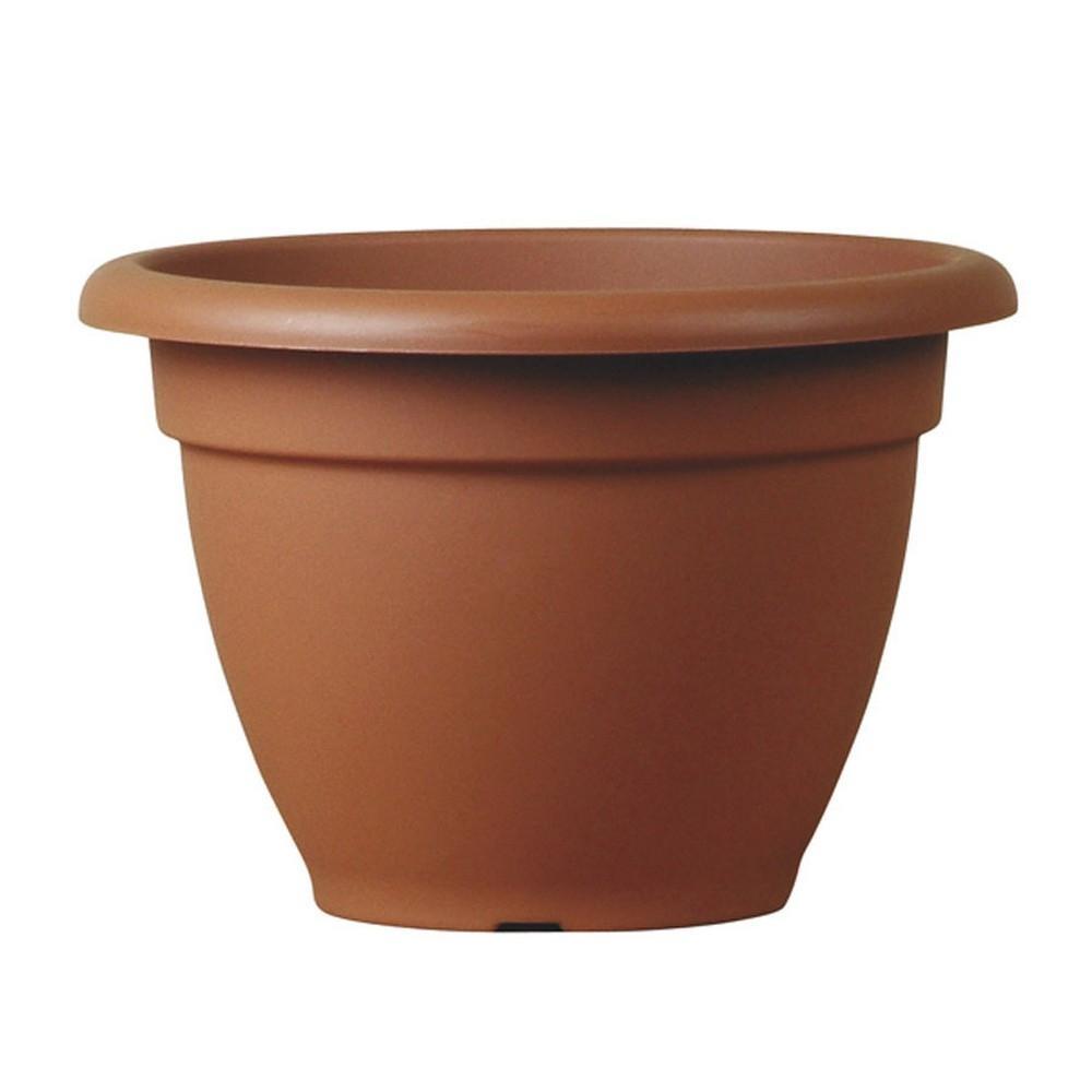 Vasi Per Esterno In Plastica.Teraplast Campana Terracotta Cm 35 Vasi Da Esterno Plastica