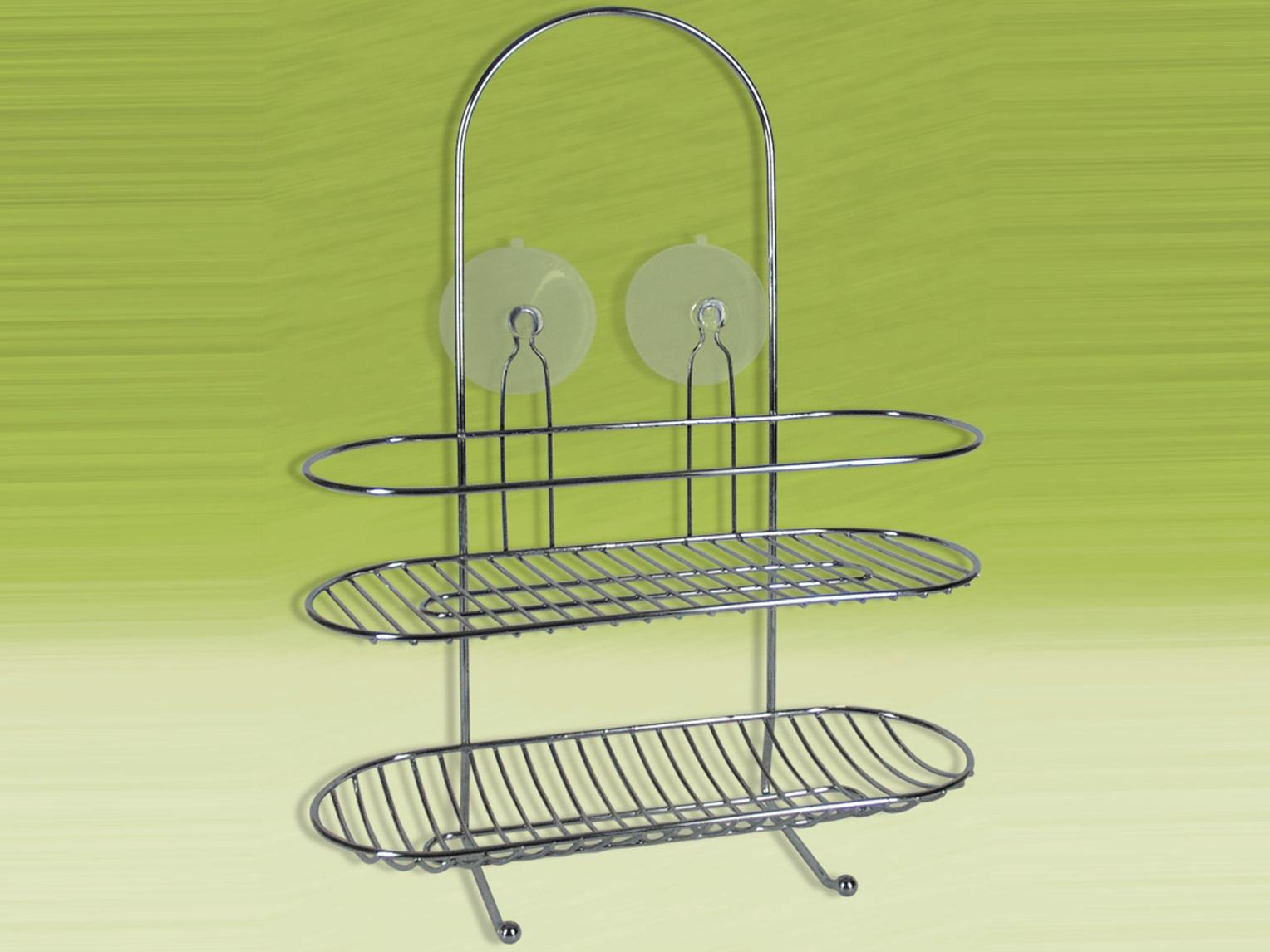 Accessori Da Bagno Con Ventosa.Artex Porta Shampoo Grande Con Ventosa Arredo Bagno E Accessori
