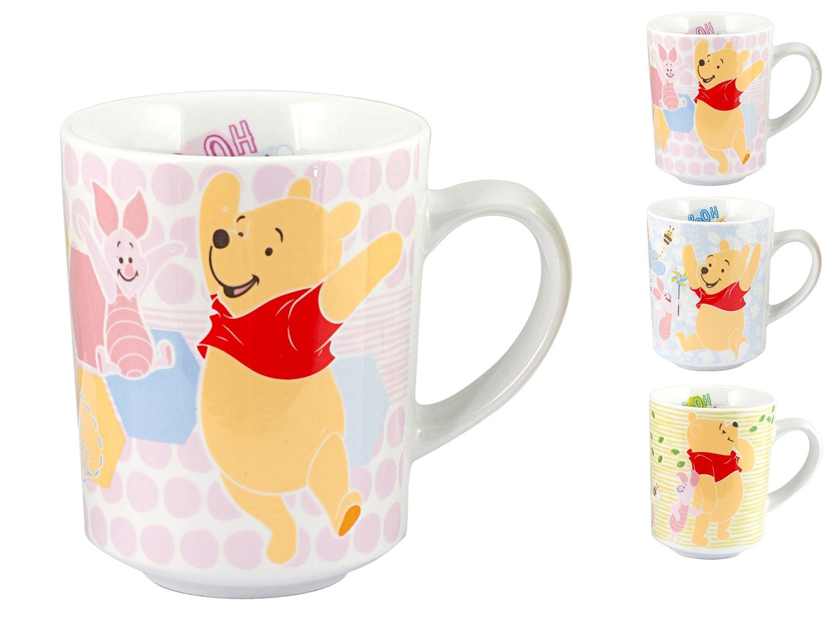 Tavola Winnie Cc360 Mug Colazione Preparazione Home Set 6 Sweet Arredo Disney JTlF1Kc