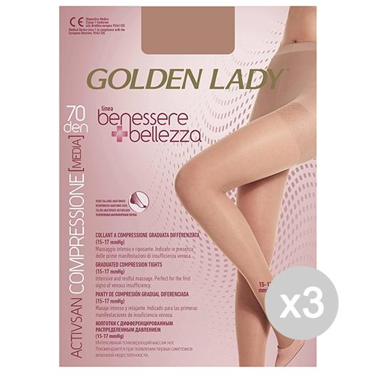 15 DEN Donna GOLDEN LADY Collant