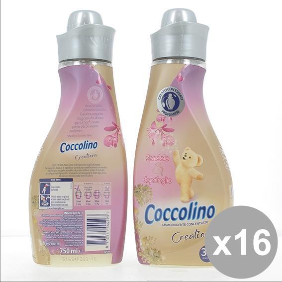 Caprifoglio 16 Coccolino 750 Sandaloamp; Set Concentrato nwN8m0