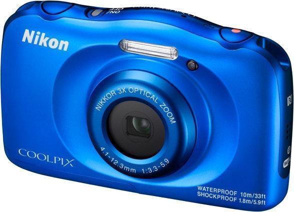 Image of 'NIKON Ncw111 W100 B Kit 13 3'' Ipxs Bluetooth Fotocamera'