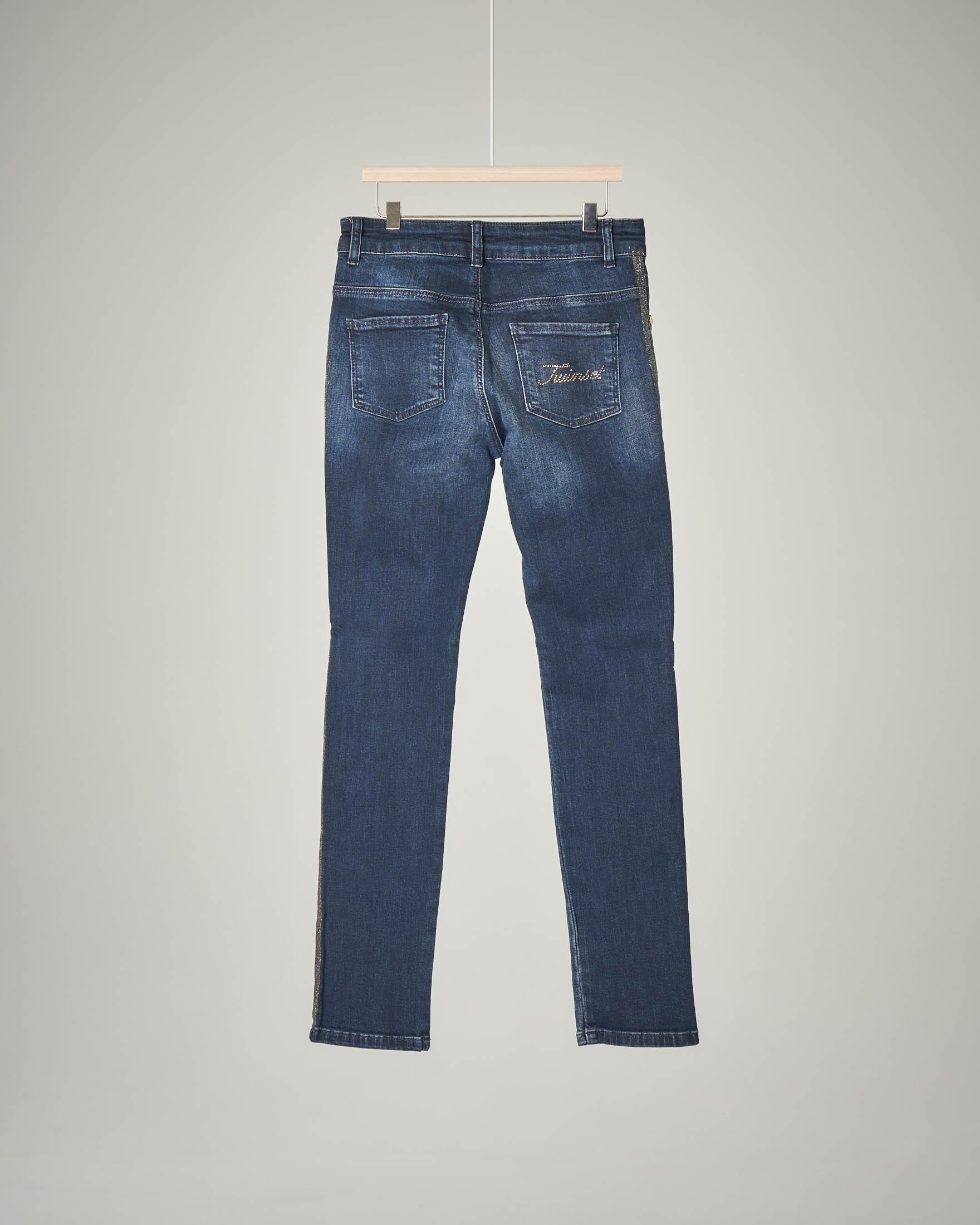 Jeans bande 8-10 anni