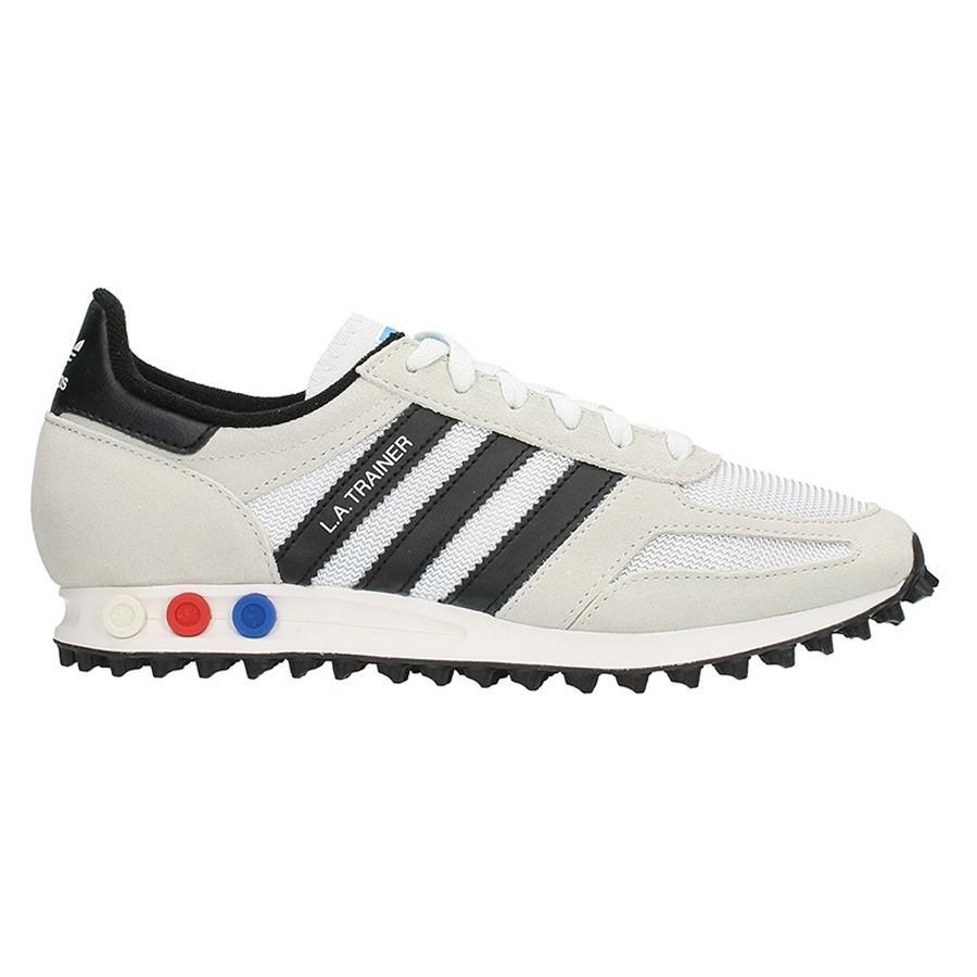 sale retailer 06741 e21a4 SNEAKERS ADIDAS LA TRAINER OG BY9322 WHITE BLACK ORIGINALS - Sery Sport