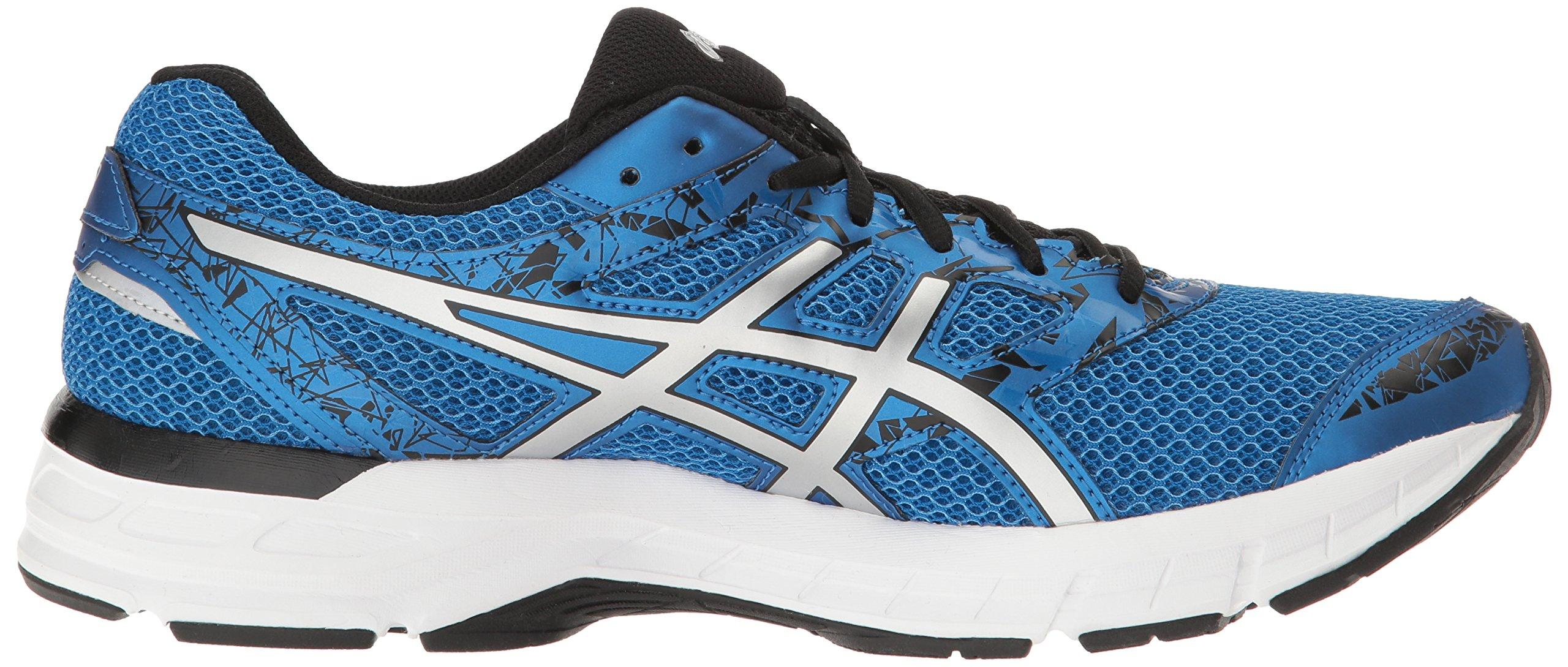 new products c8ebd 12a16 SCARPE ASICS GEL-EXCITE 4 CLASSICS BLUE SILVER/BLACK T6E3N4293 RUNNING