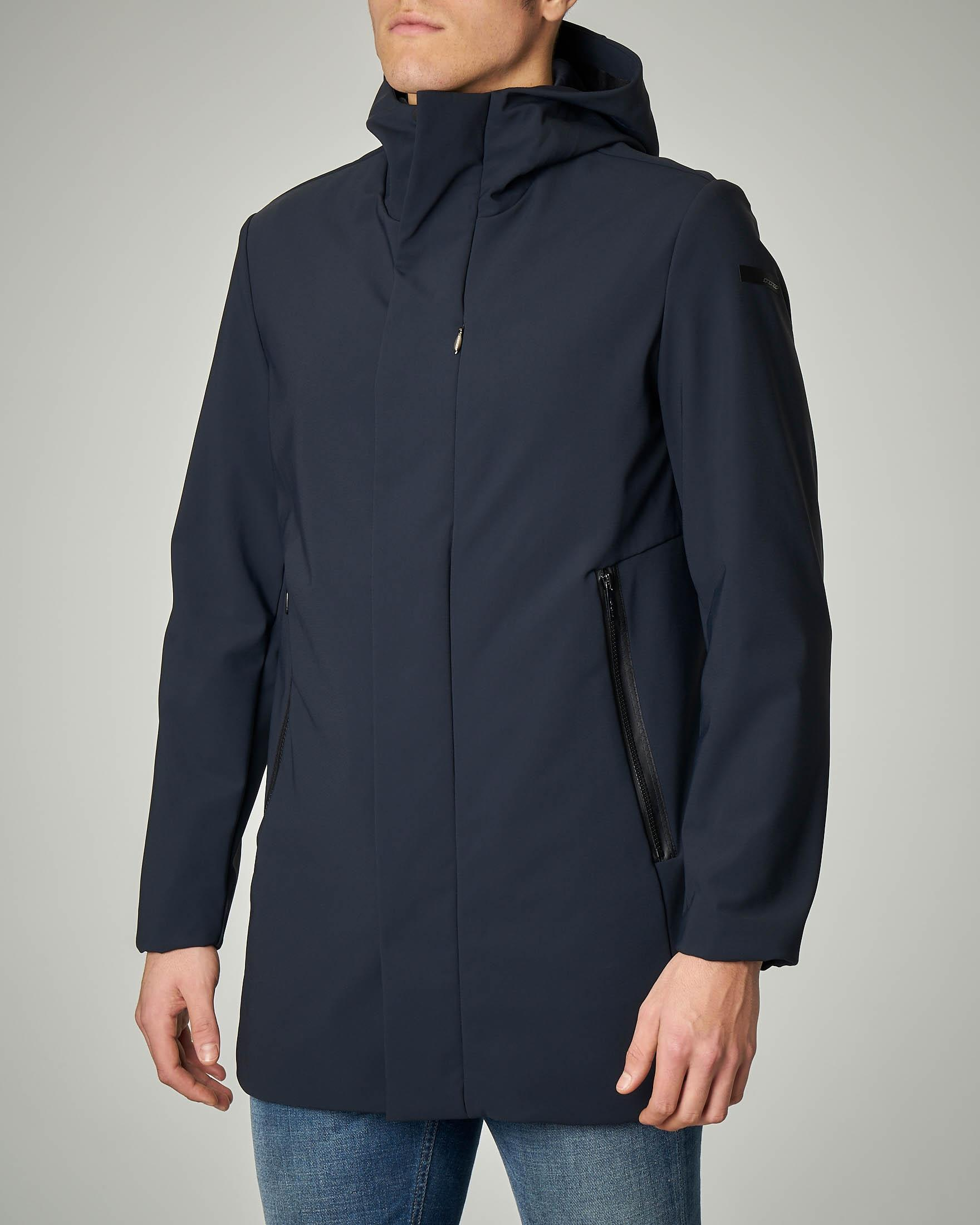 Thermo Jacket blu