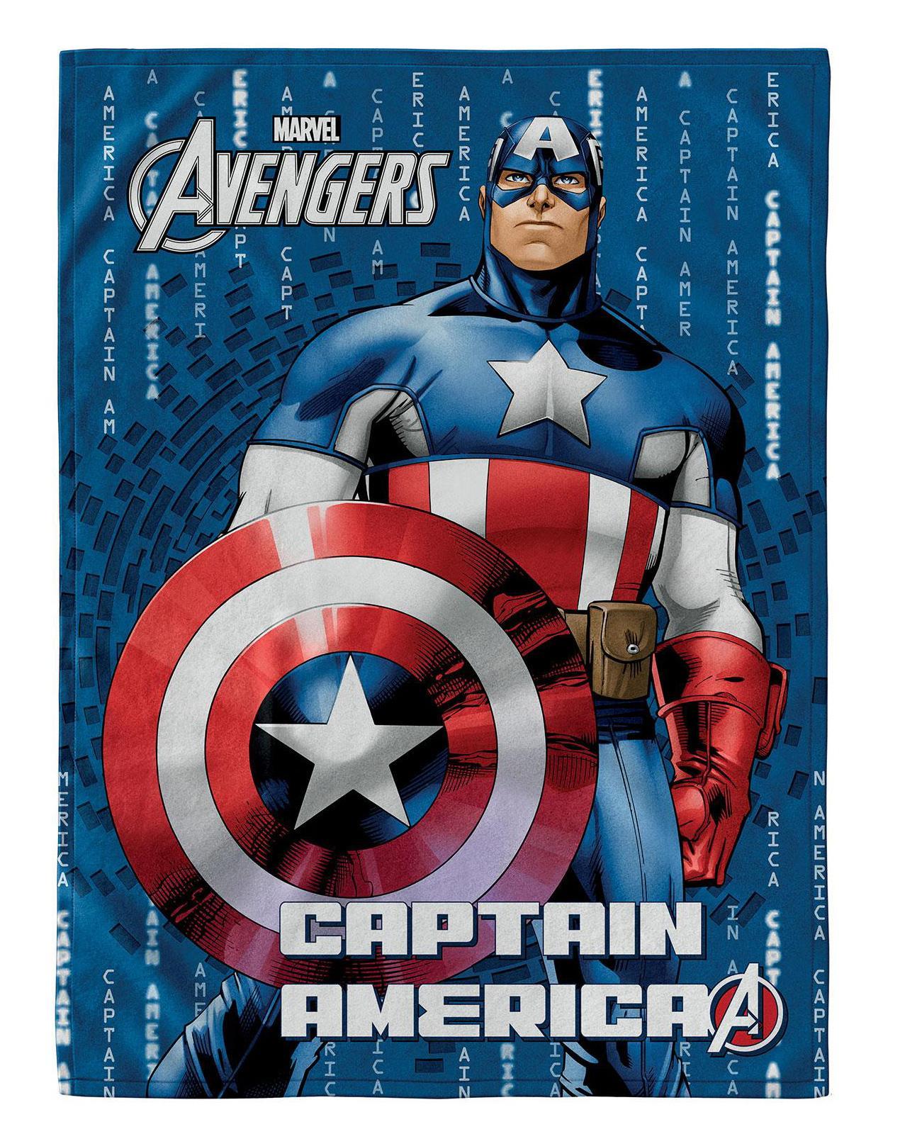 Pigiama per Ragazzi The Avengers Captain America Shield