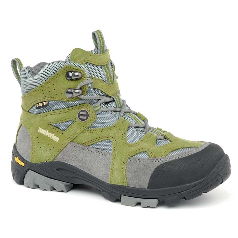 146 QUANTUM GTX RR JR    -    Kids Hiking Boot    -    Aloe / Grey