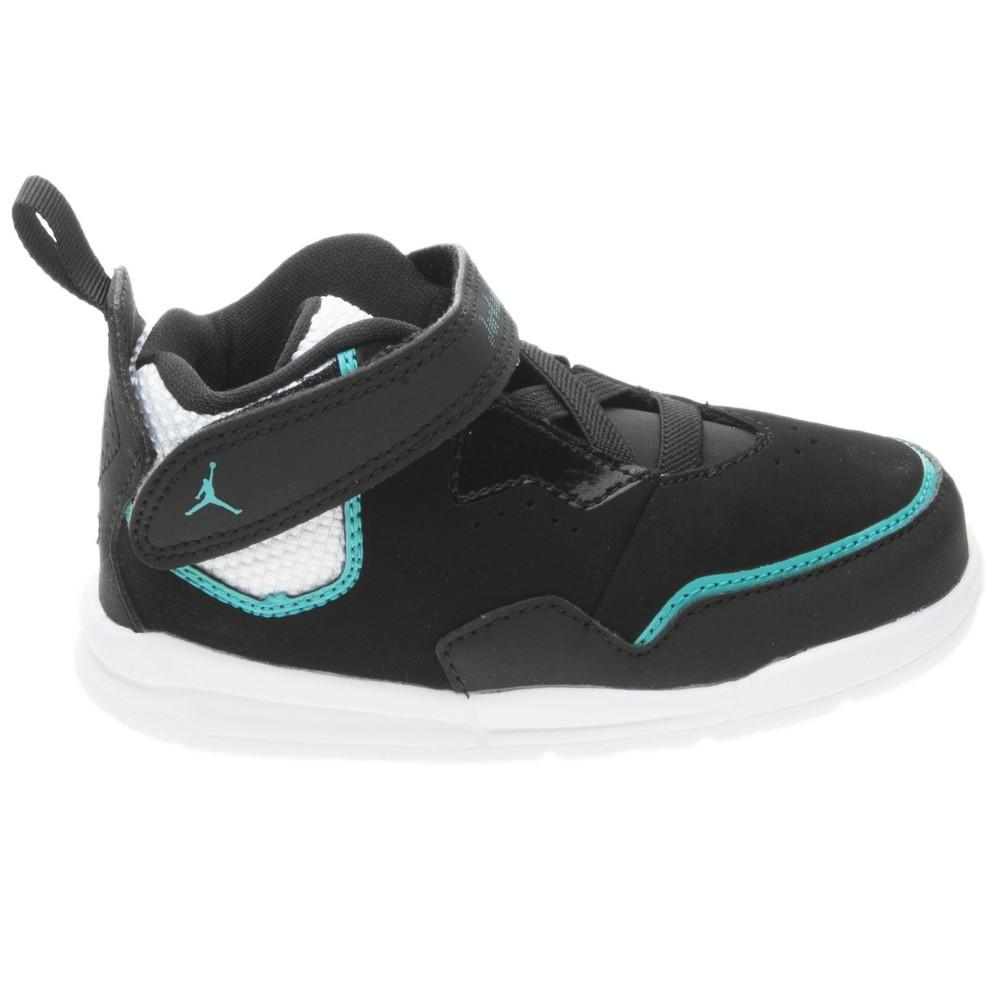 size 40 89425 f7193 SNEAKERS JORDAN COURTSIDE 23 (TD) BLACK BLACK-TURBO GREEN AQ7735-003 - Sery  Sport