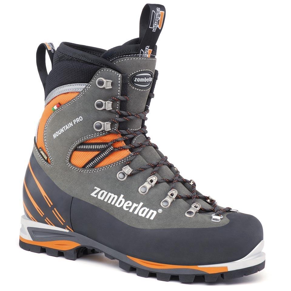 2090 MOUNTAIN PRO EVO GTX® RR   -   Men's Mountaineering  Boots   -   Graphite/Orange