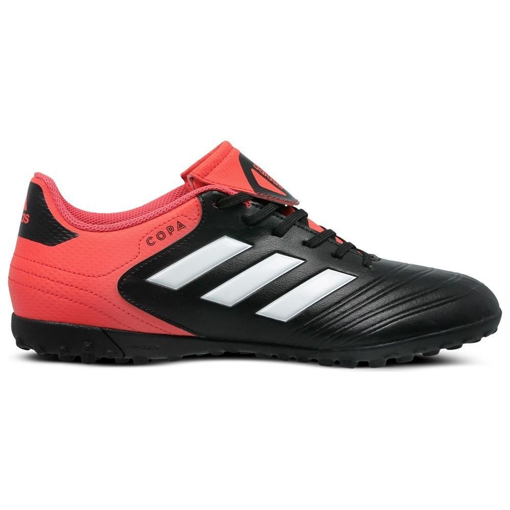 new styles f44a8 518d8 SCARPE CALCETTO ADIDAS COPA TANGO 18.4 TF CP8975 BLACK SOLAR RED - Sery  Sport