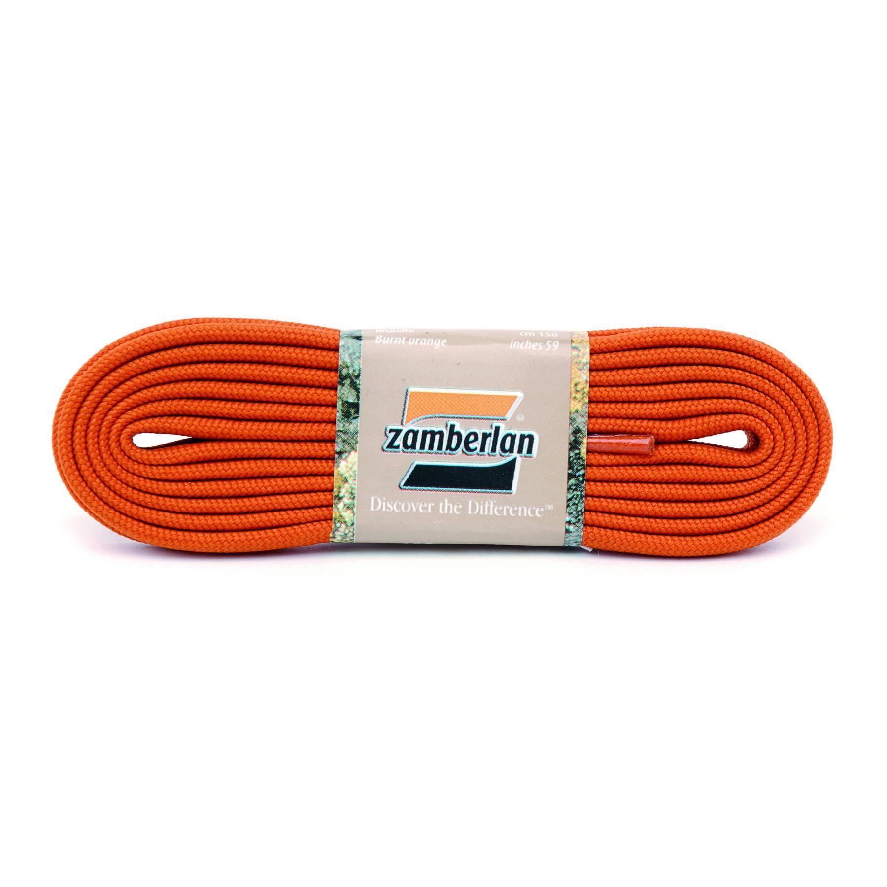 ZAMBERLAN® REPLACEMENT FLAT LACES   -   Orange