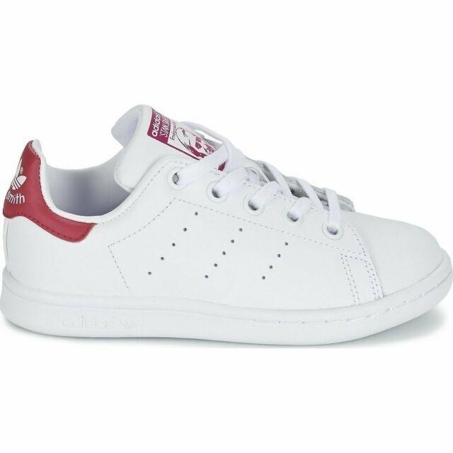 on sale 442b3 64faf SNEAKERS ADIDAS STAN SMITH BA8377 WHITE/PINK