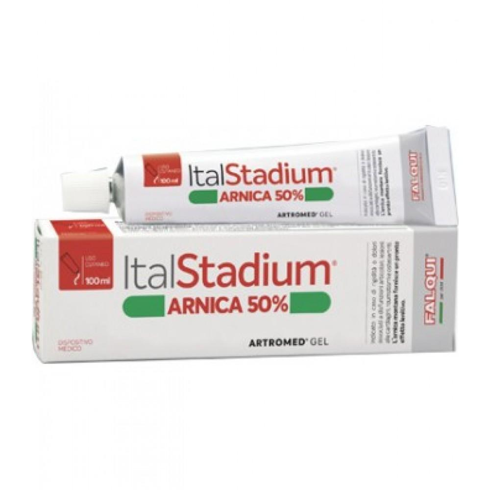 ITALSTADIUM ARTROMED - GEL ANTIINFIAMMATORIO A BASE DI ARNICA AL 50%