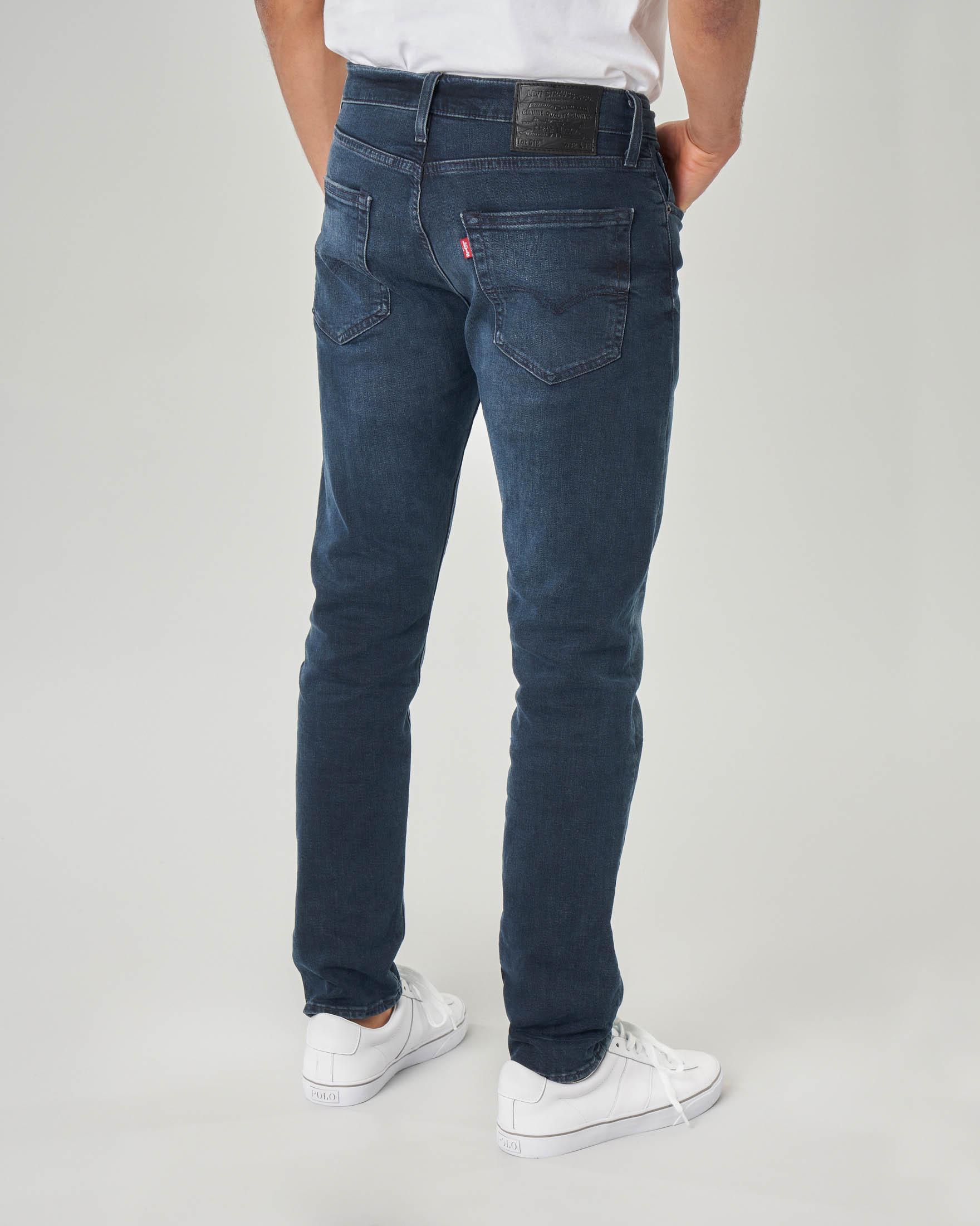Jeans 512 lavaggio blu scuro