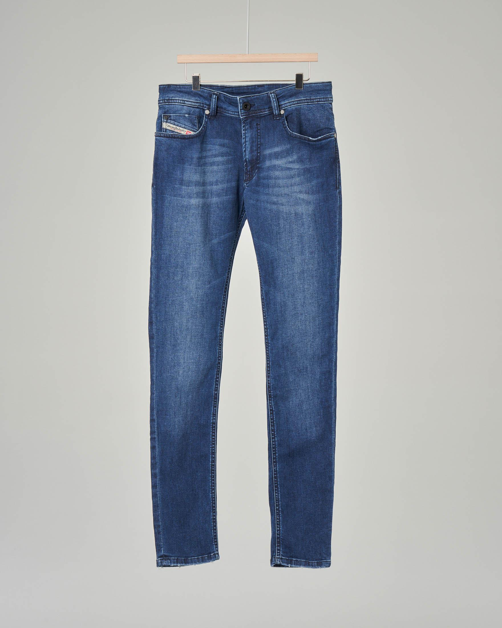 Jeans Sleenker lavaggio scuro