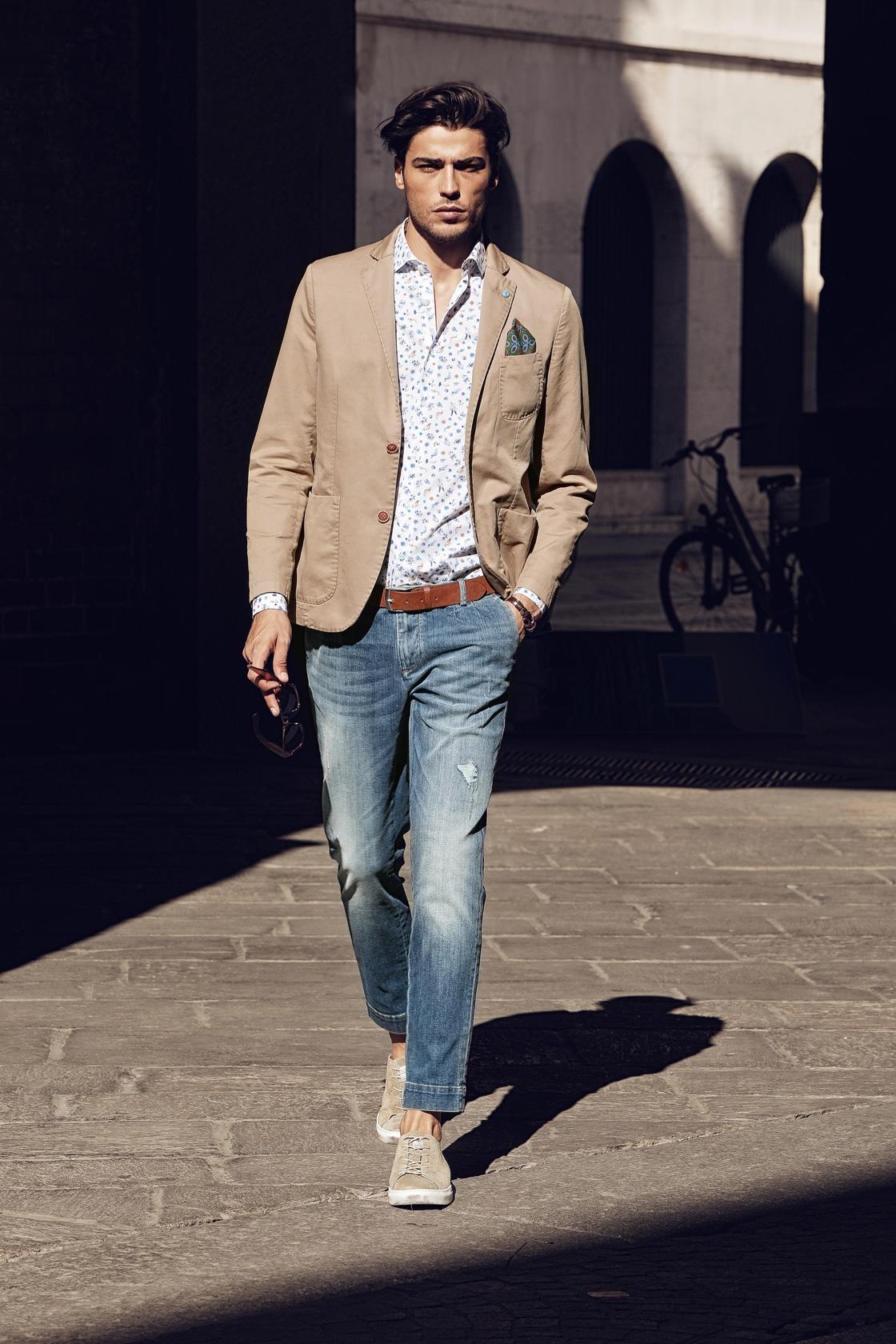 Abbigliamento pantalone, jeans e giacca uomo: Look & Look (3