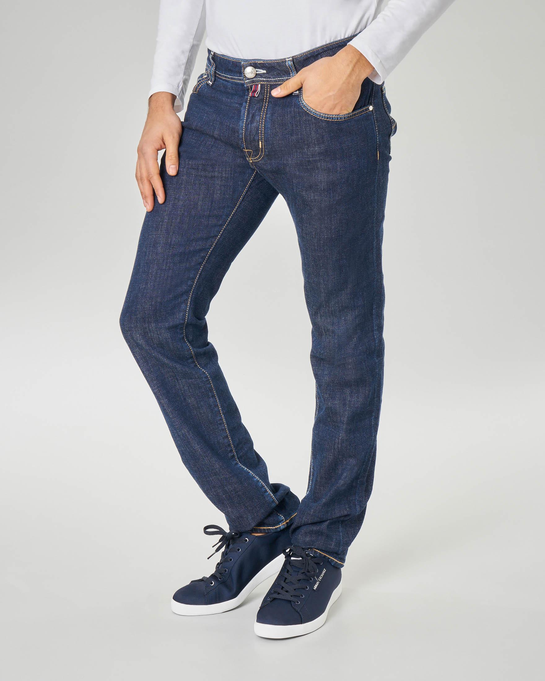 Jeans J622 lavaggio scuro