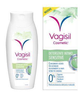 VAGISIL COSMETIC DETERGENTE INTIMO SENSITIVE PH 4,8
