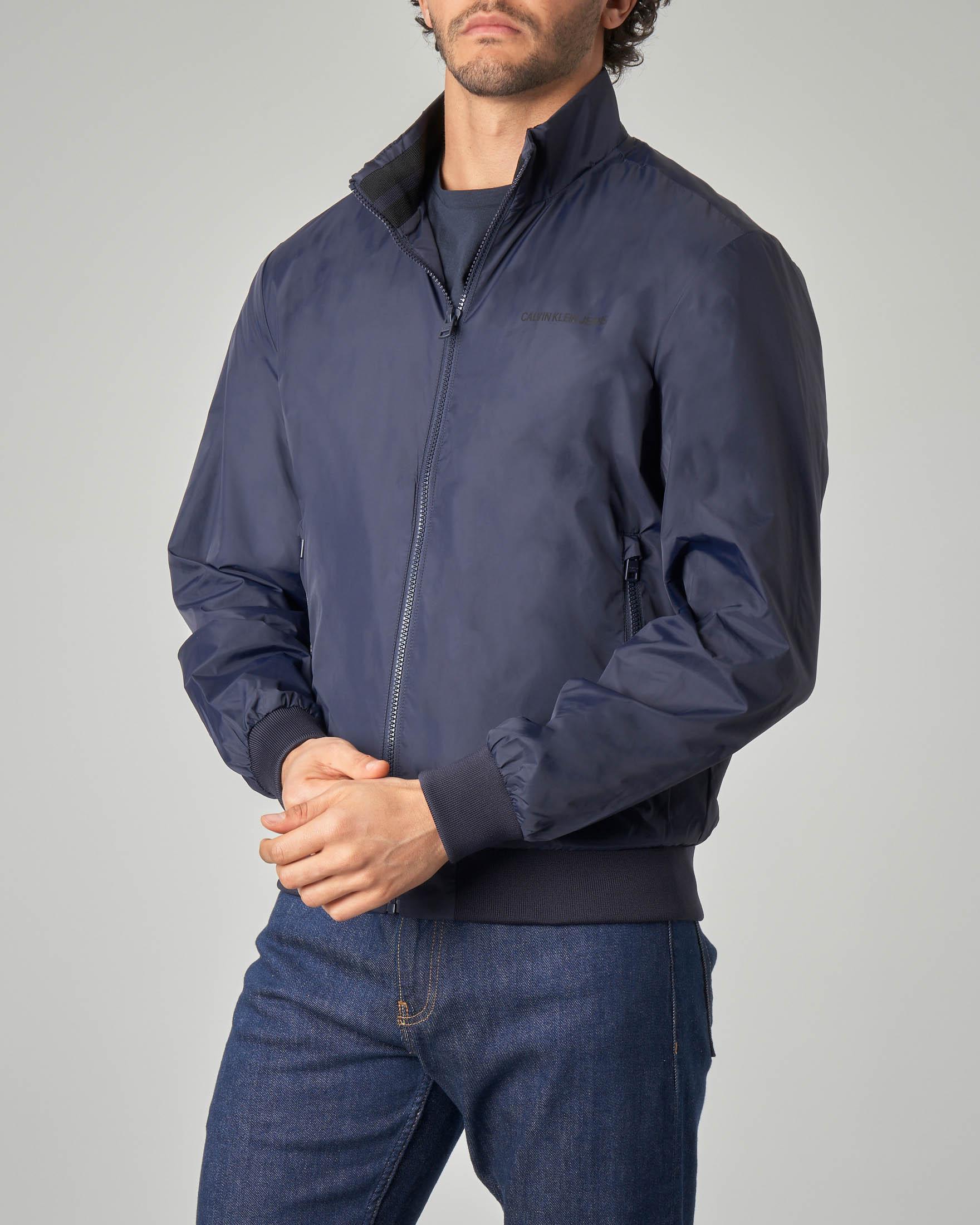 Sailor blu in nylon