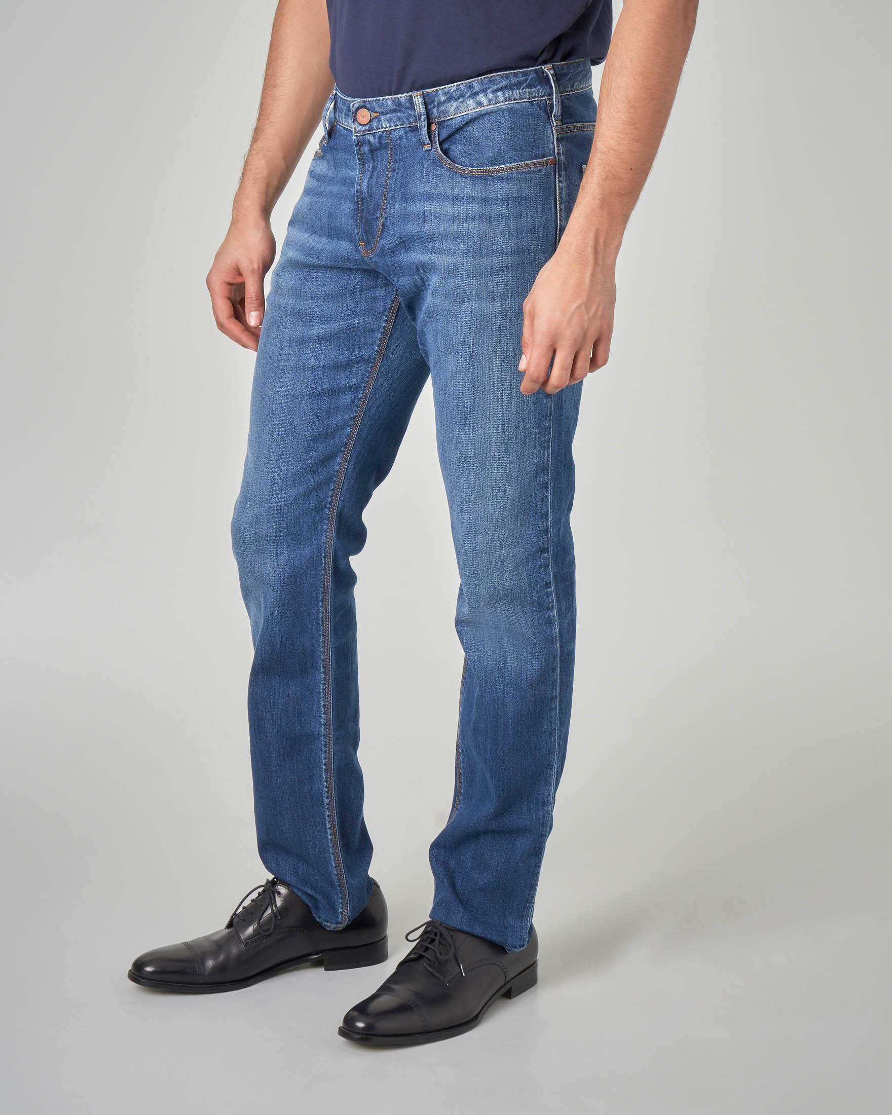 Jeans J06 lavaggio super stone wash
