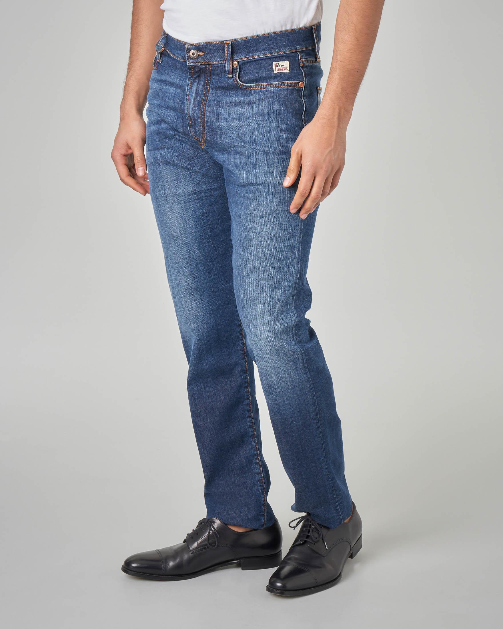 Jeans 927 lavaggio stone wash