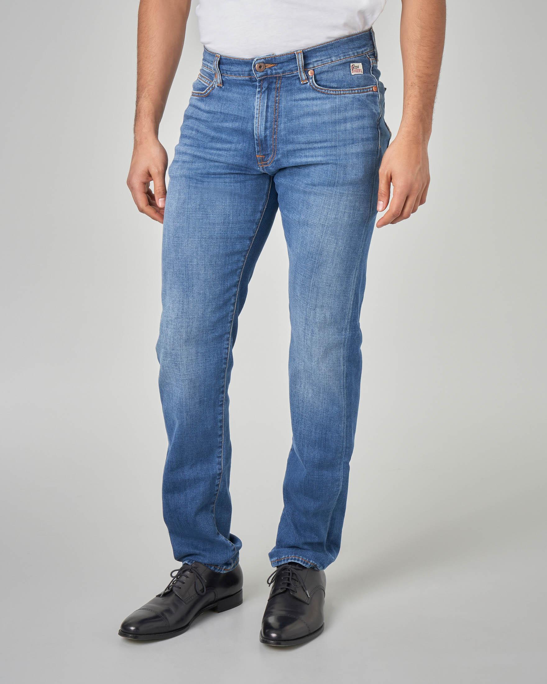 Jeans 927 lavaggio super stone wash