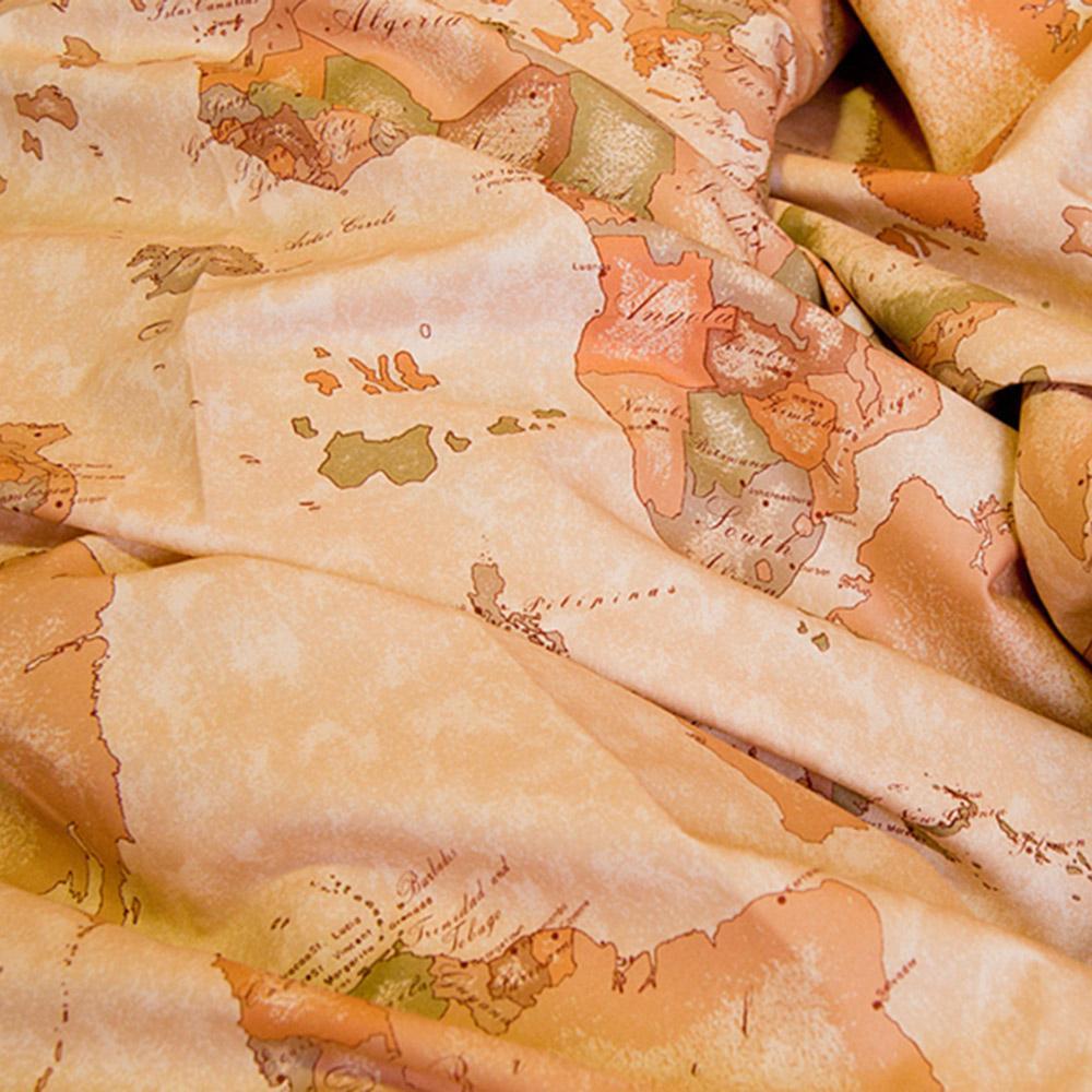 Stoffa Di Flanella Per Lenzuola alviero martini tessuto in puro cotone pangea 90 cm altezza 290 1classe