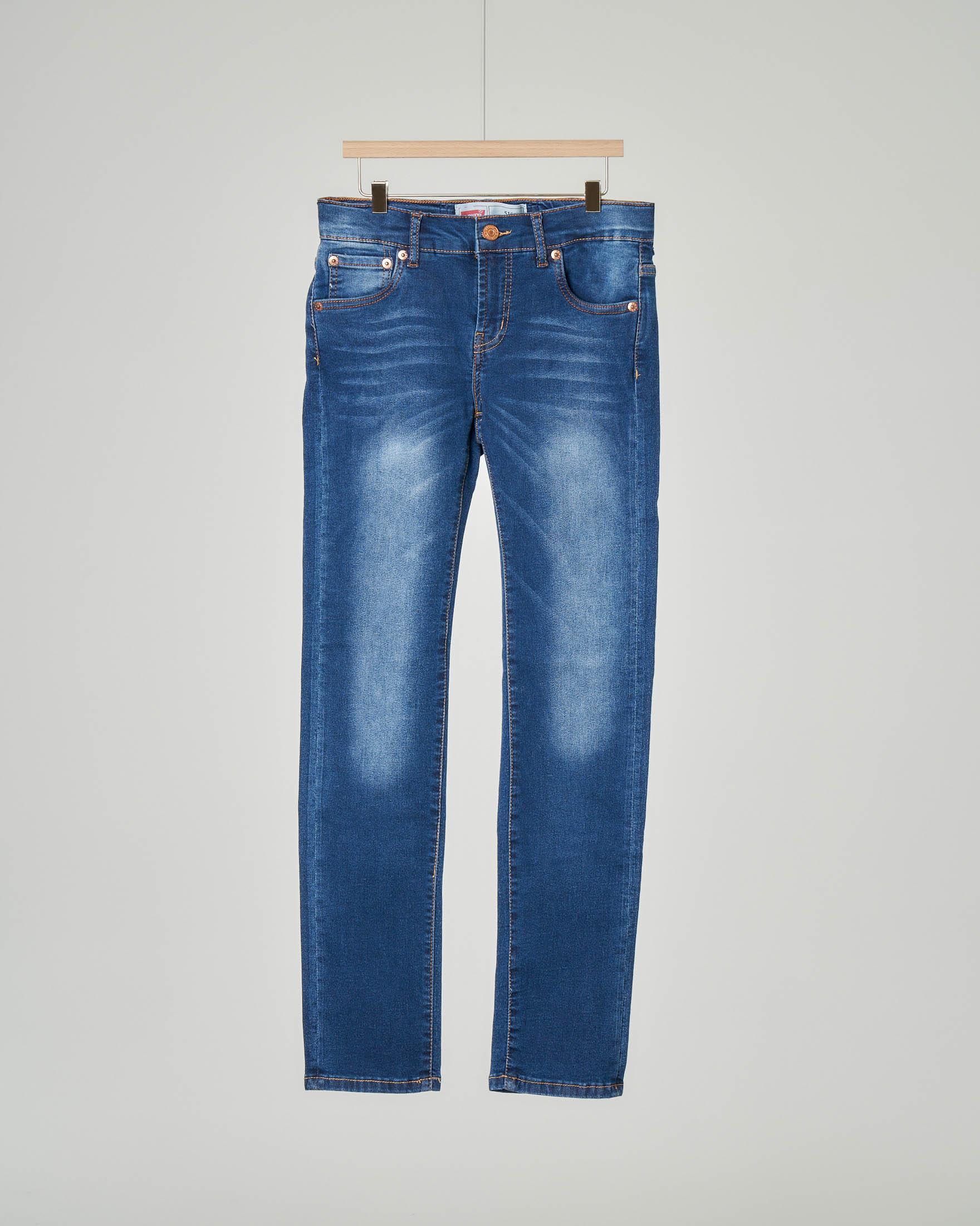 Jeans 510 skinny stone wash