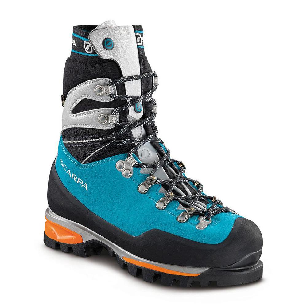 MONT BLANC PRO GTX WMN   -   Higth altitude climbing with crampons   -   Turquoise