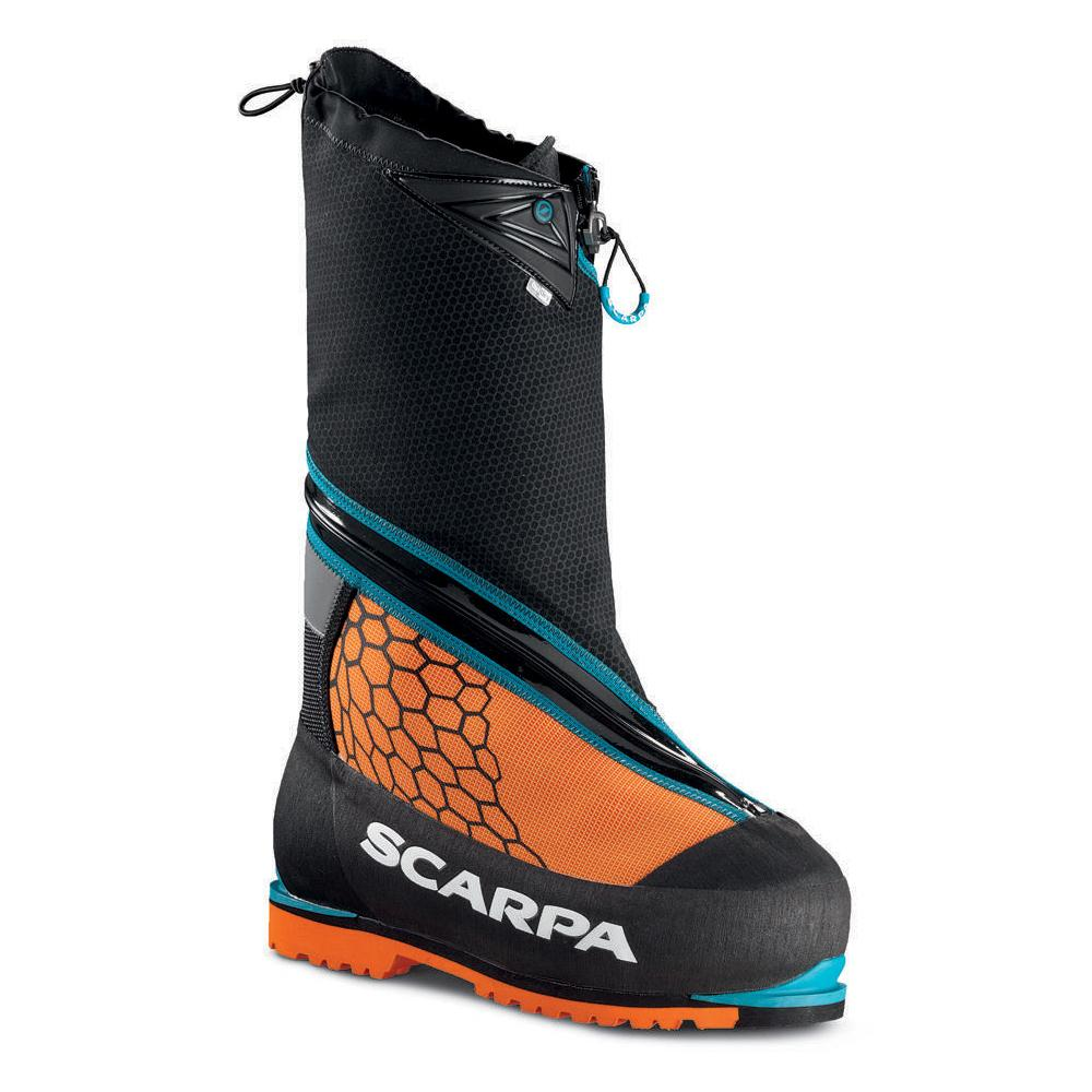 PHANTOM 8000   -   High altitude and freezing temperature, Himalayan climbing   -   Black-Orange