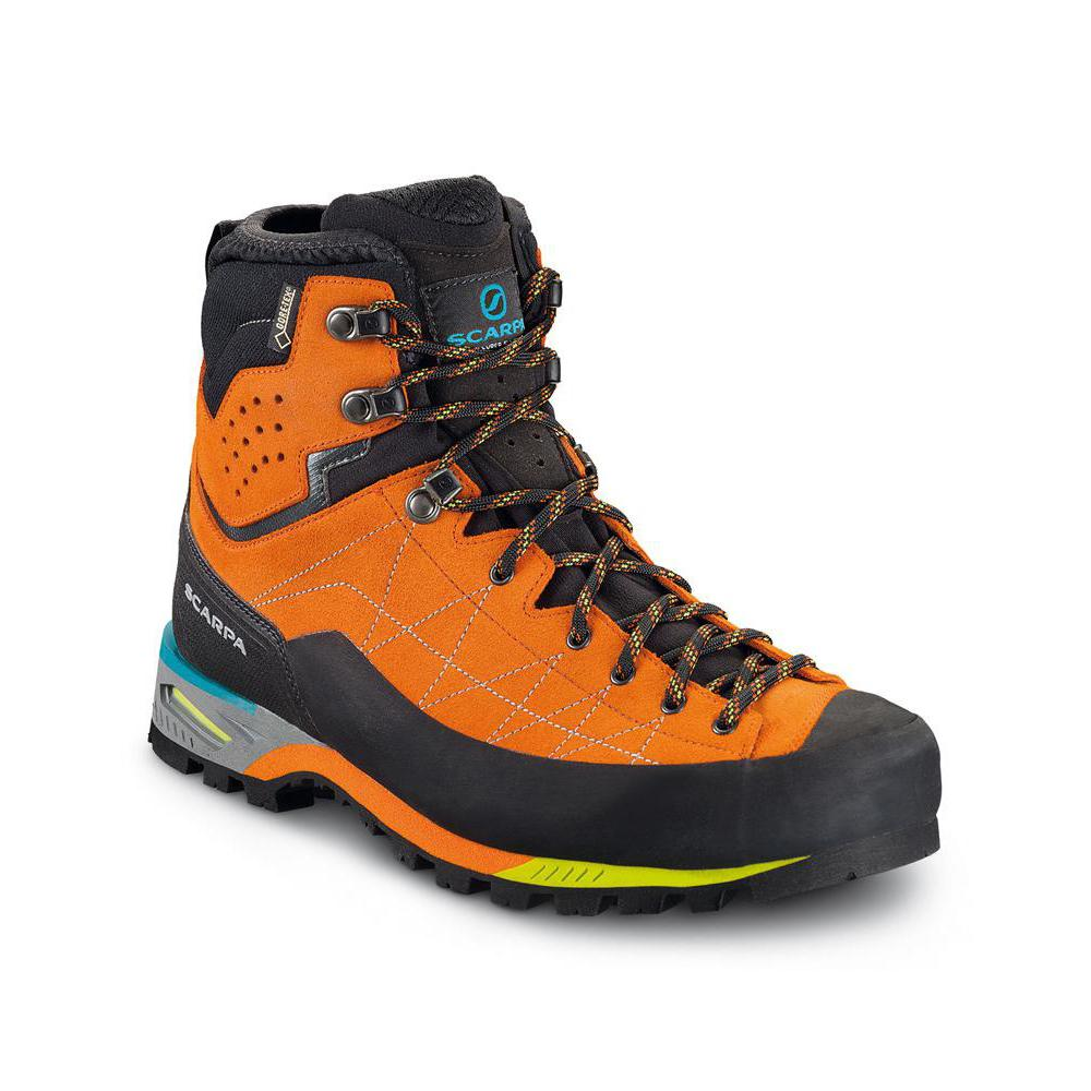 ZODIAC TECH GTX   -   Technical mountaineering, via ferratas, challenging treks   -   Tonic