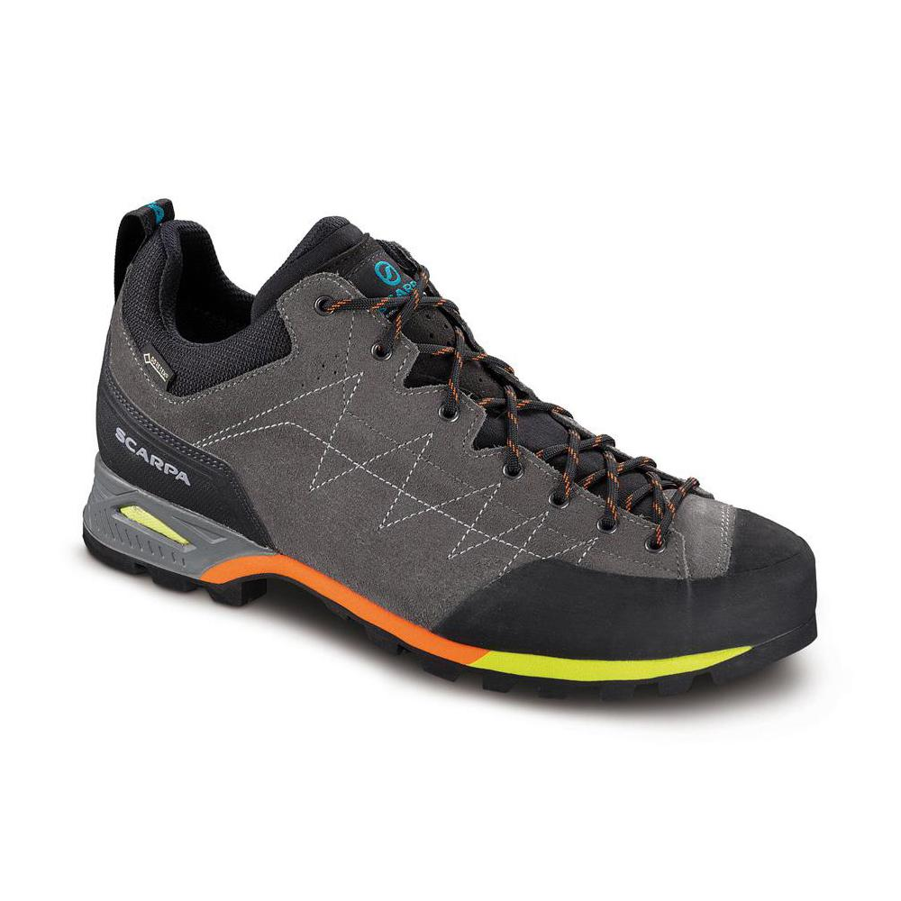 ZODIAC GTX   -   Approaching, via ferrata and trekking paths   -   Shark-Orange