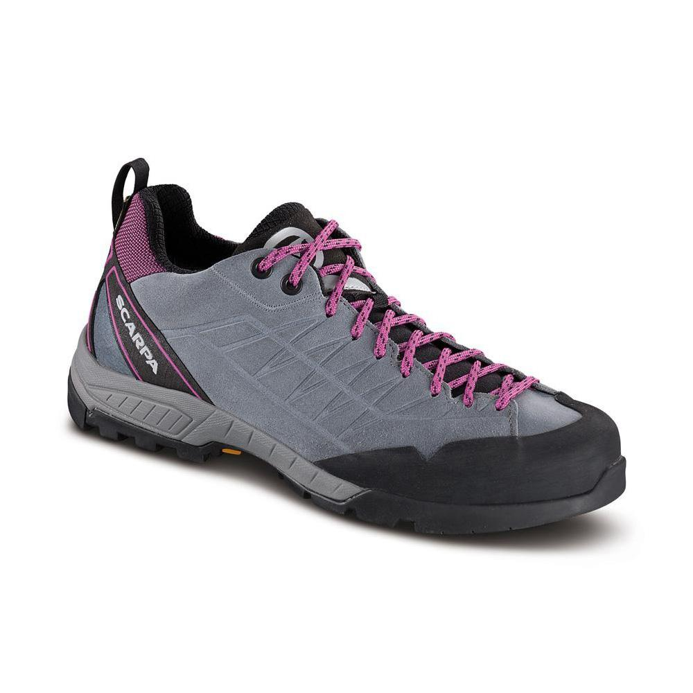 EPIC GTX WMN   -   Approach in long distance haking, designed for woman's fit   -   Metal gray-Fuxia