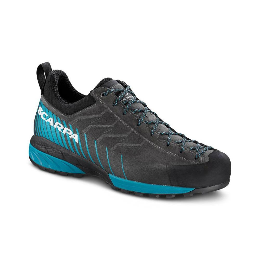 MESCALITO GTX   -   Technical approach, via ferratas,  hiking on rainy days   -   Shark-Lake Blue