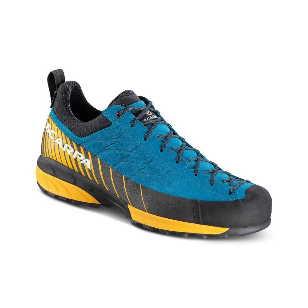 MESCALITO GTX   -   Technical approach, via ferratas,  hiking on rainy days   -   Abyss-Citrus