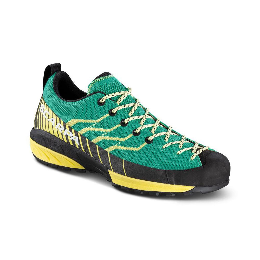 MESCALITO KN WMN   -   Technical approach, via ferratas,  mountain paths   -   Aqua-Light Lemon