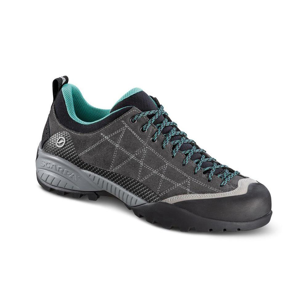 ZEN PRO WMN   -   Technical approach, via ferratas,  mountainin hikes   -   Shark-Green Blue