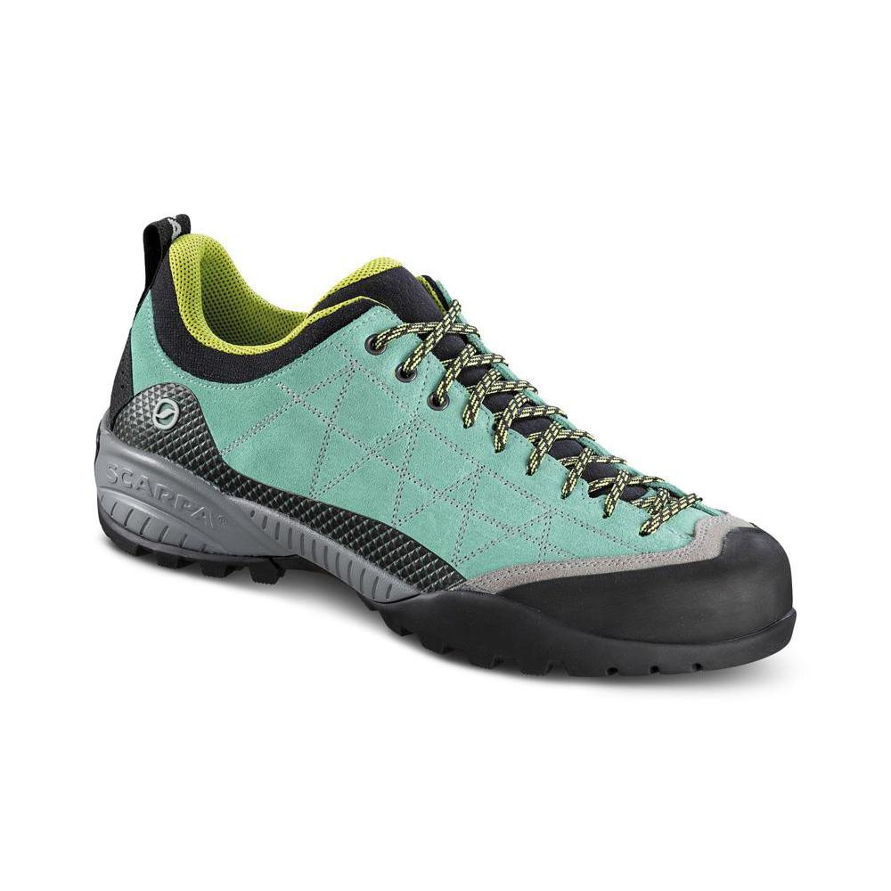 ZEN PRO WMN   -   Technical approach, via ferratas,  mountainin hikes   -   Reef Water-Light Green