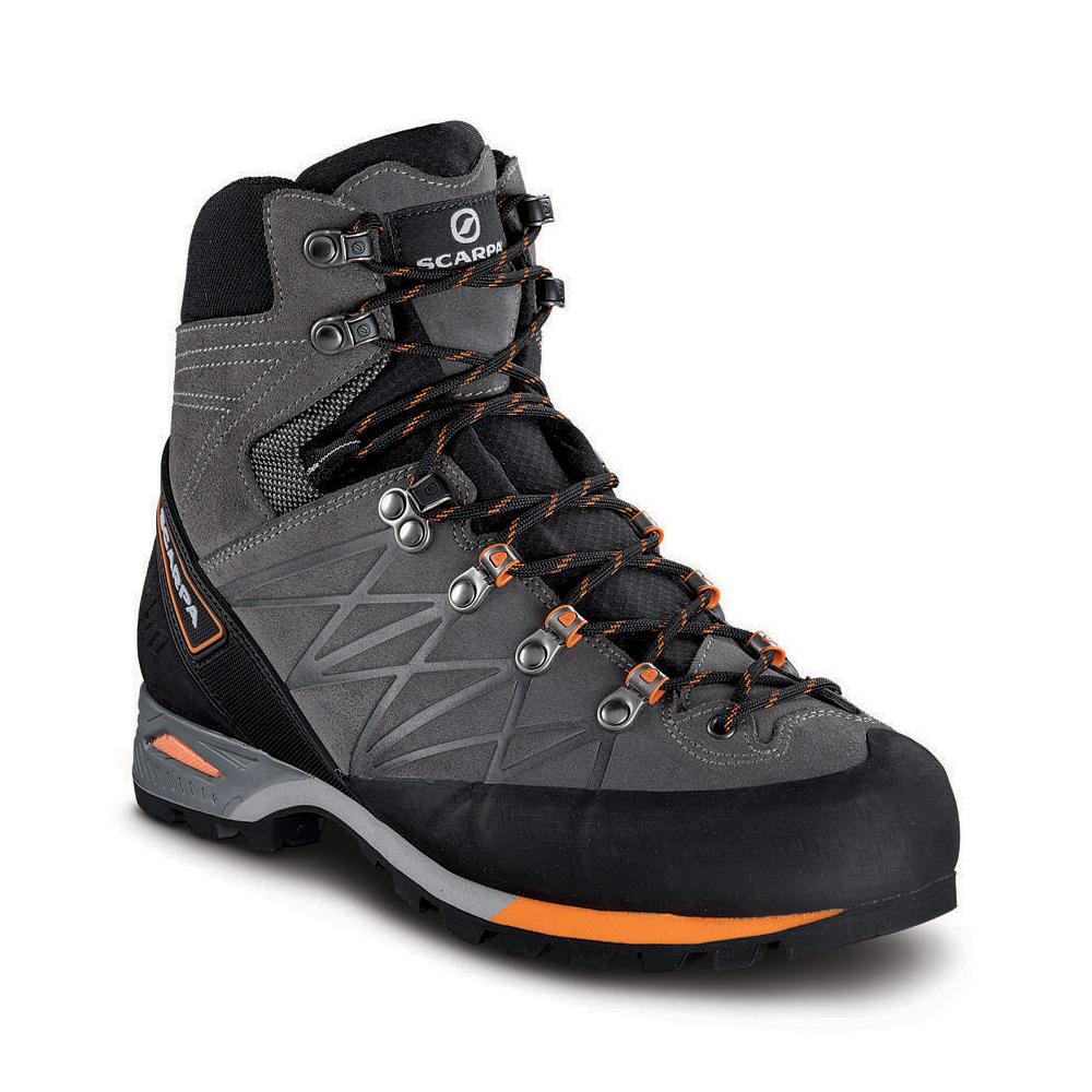 MARMOLADA PRO  OD   -   Trekking boot for alpine hikes, via ferratas   -   Shark-Orange