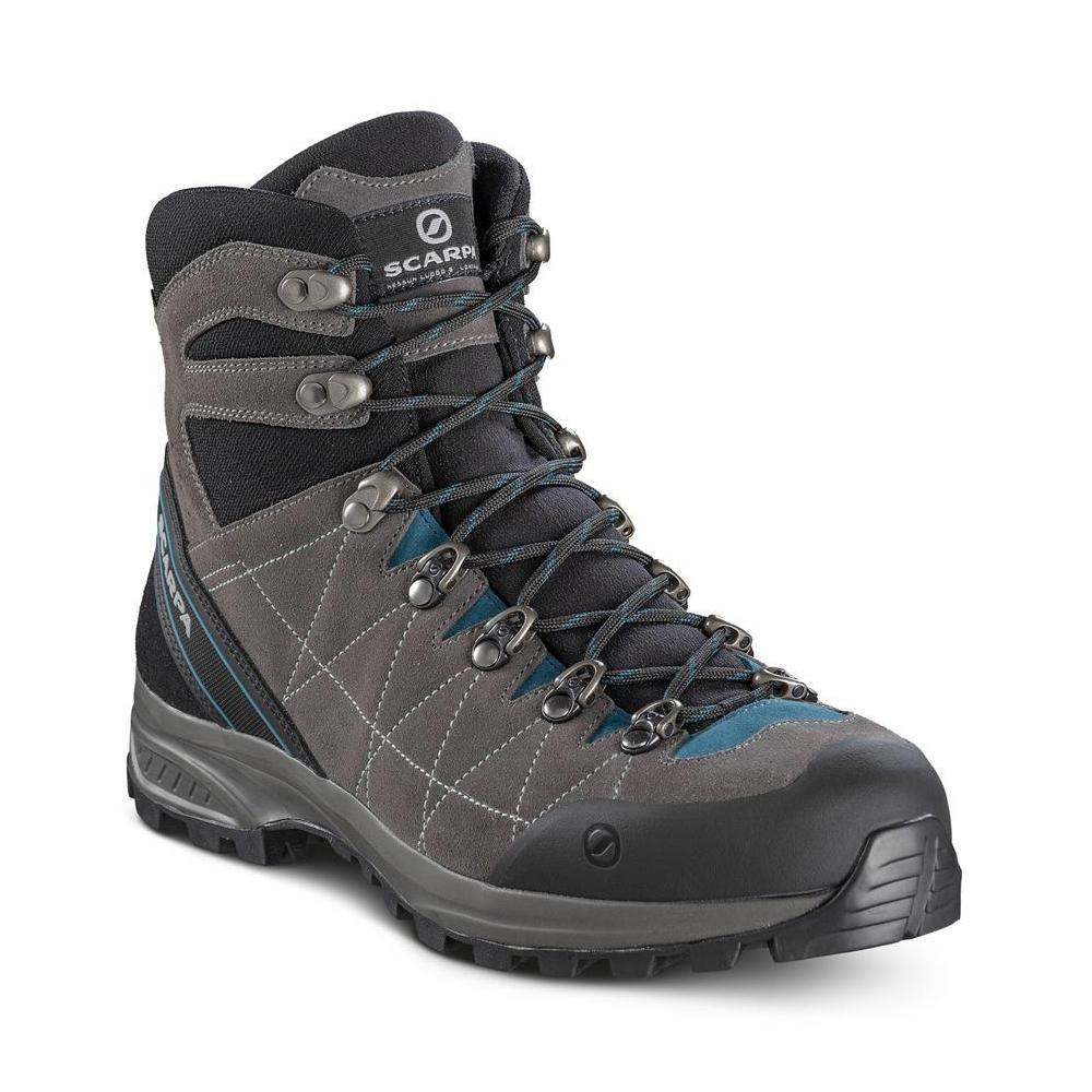 R-EVO(LUTION) GTX   -   For hikes and summer walks   -   Titanium-Lake Blue
