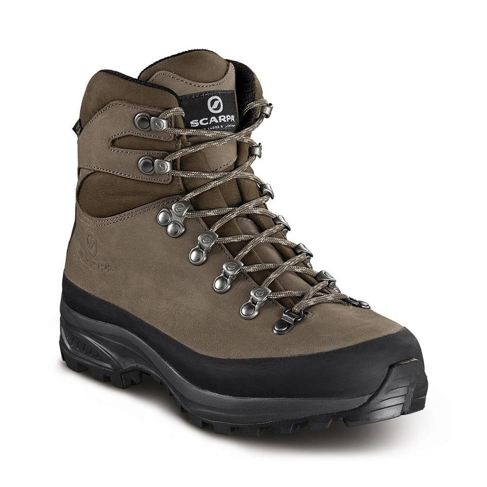KHUMBU GTX WMN   -   For summer backpacking and winter hikes   -   Testa di moro