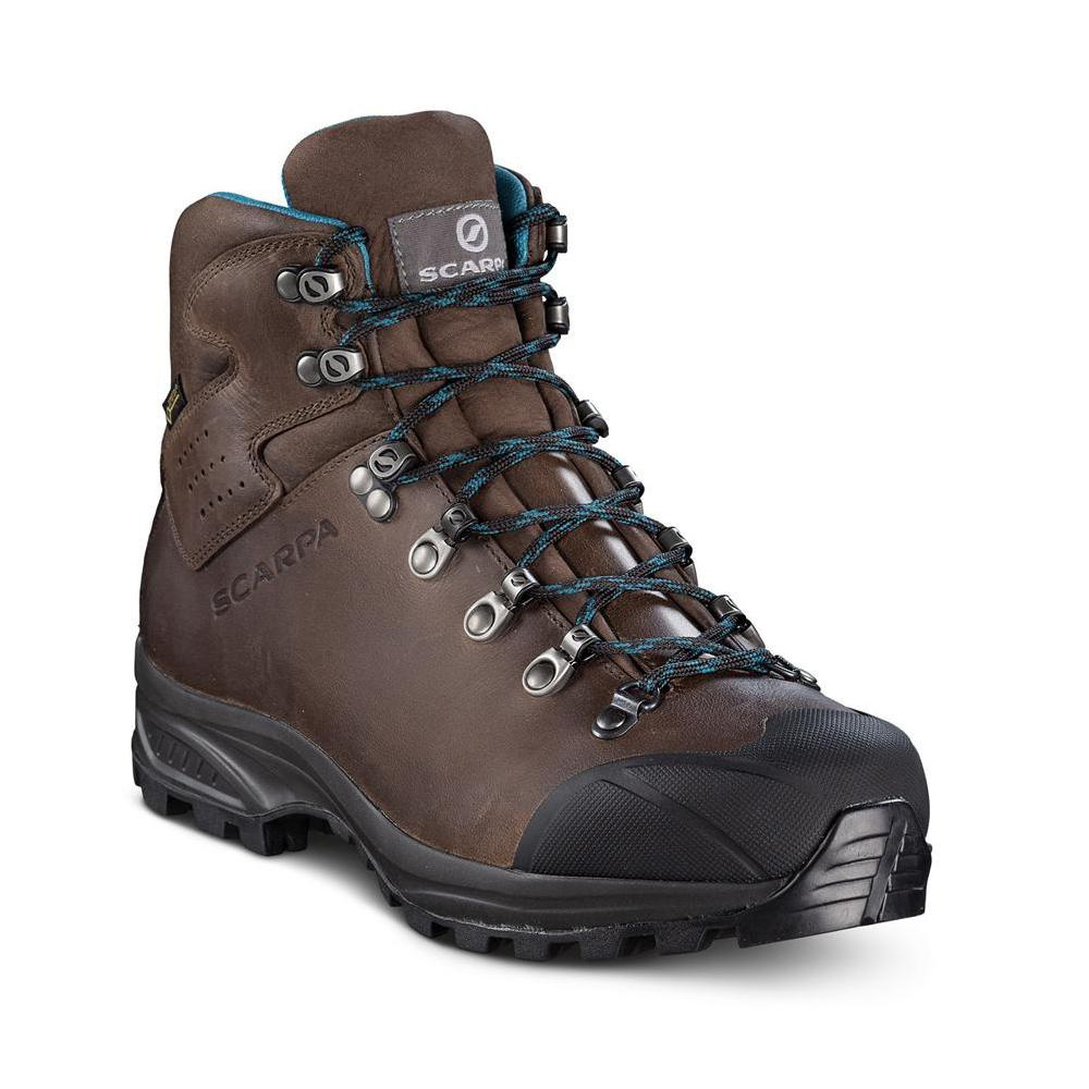 KAILASH PRO GTX WMN   -   On trails with full backpacks   -   Ebony