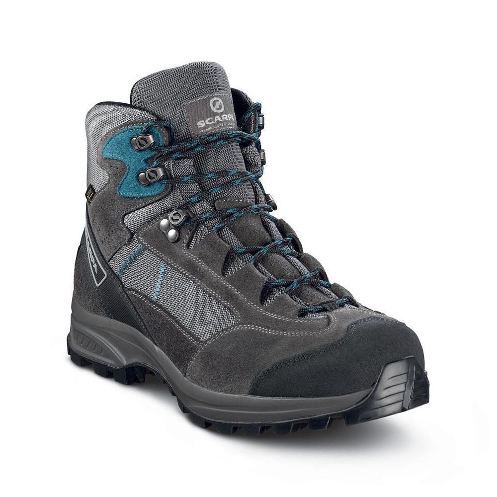 KAILASH LITE GTX     -   Trekking su camminate, Impermeabile   -   Gray-Shark-Lake Blue